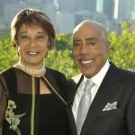 Shirley and Walter E. Massey '58