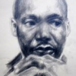 """Click here to find out more about the """"Men of Morehouse"""" Art Fundraiser Project with Maya Smith"""