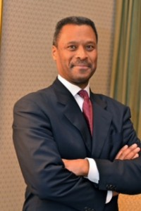 John S. Wilson, the incoming 11th President of Morehouse College.