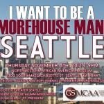Plan to attend the Morehouse College Information Sessions hosted by the Greater Seattle Morehouse College Alumni Association.