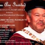 morehouse_college_franklin_final_presidential_message_november_2012