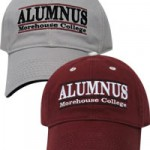 Not everyone can wear these....check out this list to see some of the famous graduates from Morehouse College. Click on the image to buy this hat online.