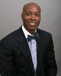 Kevin Rome, '89, was recently selected to become president of Lincoln University in Jefferson City, Missouri. IMAGE: Lincoln University
