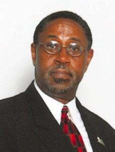 Lewis V. Baldwin, professor, religious studies, Vanderbilt University, speaks on Wednesday, January 23, 2013