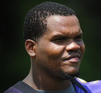 Morehouse grad Ramon Harewood will play in Superbowl XLVII for the Baltimore Ravens.
