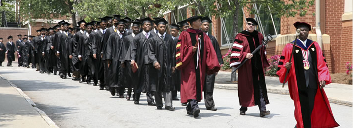Morehouse_College_Commencement_2013_procession