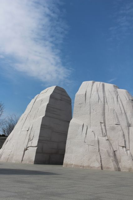 The Martin Luther King, Jr. Memorial in Washington, D.C.