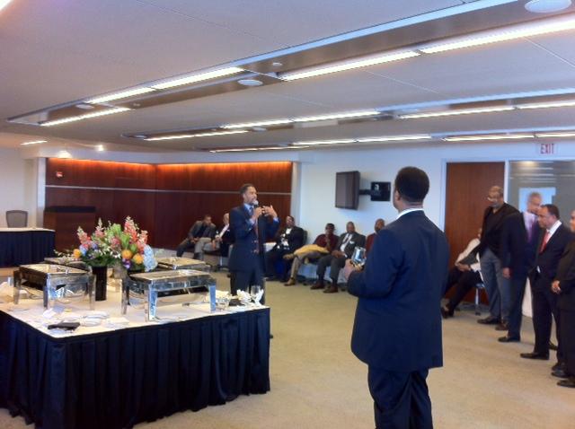 May 5 Morehouse Alumni gathering with Dr. John S. Wilson in Washington, D.C.
