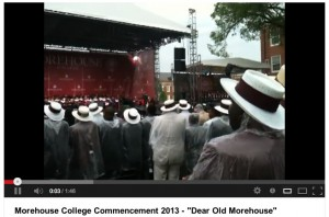 Morehouse College Hymn