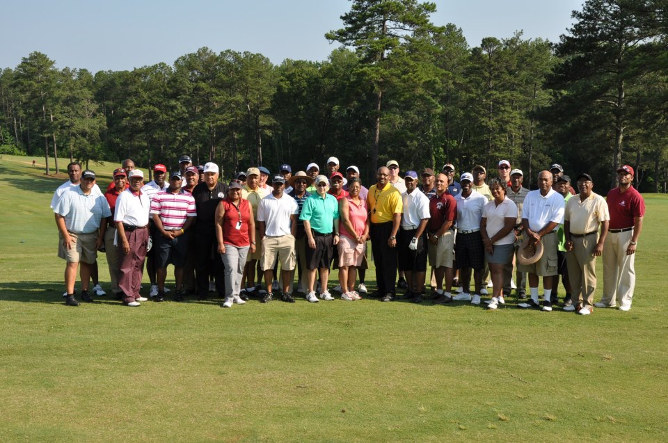 Morehouse Tigers on the Green