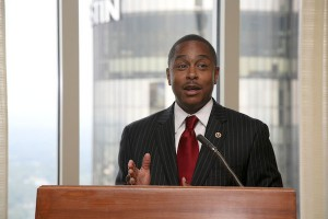 Kevin McGee '93, President, Morehouse College Alumni Association