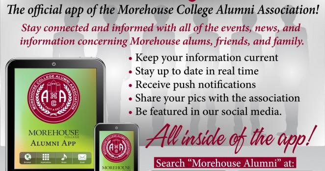 Morehouse Alumni App