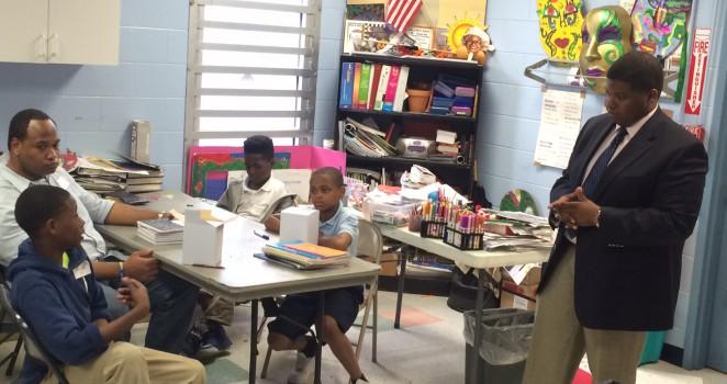 Morehouse Alumni Mentoring