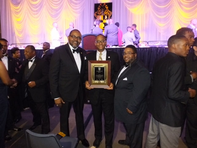 Morehouse Alumni of the Year Dr. Richard James