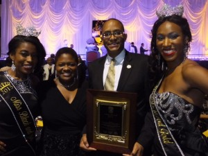 Morehouse Alumni of the Year Dr. Richard James '90